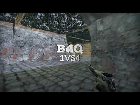 b4q | 1 vs 4