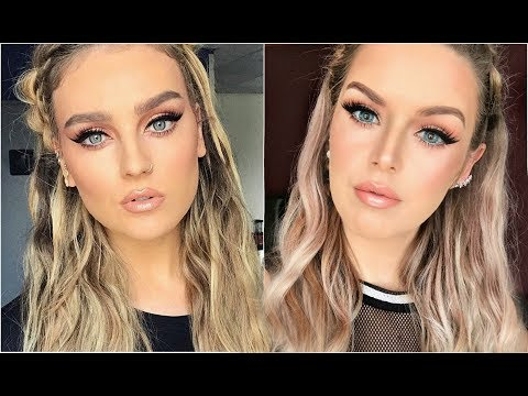 Perrie Edwards Inspired Tutorial using COVERGIRL || MAKEUP BY ANNALEE