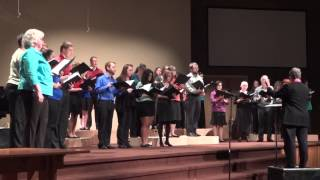 Centralia College Choir - Love Changes Everything by Andrew Lloyd Webber
