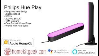 philips hue play light bar tv - मुफ्त ऑनलाइन वीडियो