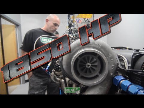 1,851 HP Toyota 2JZ Engine: How to Turn a Toyota Supra Heart
