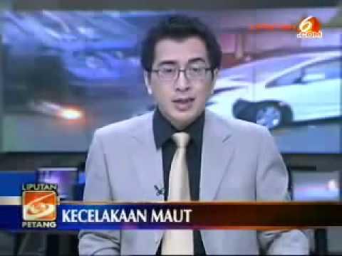 Kecelakaan Maut Jalan Raya semarang 3 Mei 2013 Kepala Pecah