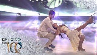 Timur Bartels Zeigt Komplexe Figuren Und Viel Leidenschaft   Dancing On Ice   SAT.1 TV
