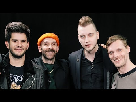 X Ambassadors have a NEW MEMBER? - Magic of Y - Video