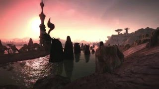 Tamriel Rebuilt Sacred East and The Symphony plus mgeXE shader fun