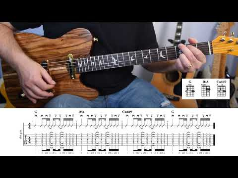 How to Strum Guitar | Advanced Rhythm 2