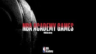 NBA Academy Games 2019 | NBA Academy Africa vs NBA Academy Latin America