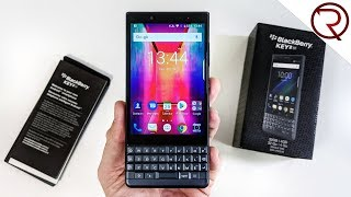 Blackberry KEY2 LE Unboxing, First Impressions & Sample Pictures