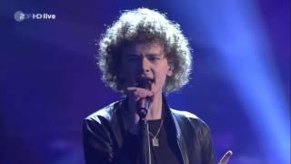 Robin Schulz - Sugar (feat. Francesco Yates) (Menschen 2015 - ZDF HD 2015 dec17)