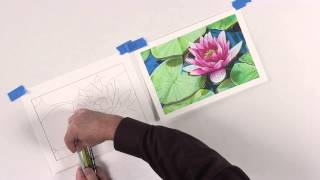 Preview | Colored Pencil Techniques: Color, Value, Form With Mark Menendez