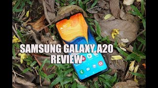 Samsung Galaxy A20 Review- Is it Worth Rs 12,500? Watch this video before buying