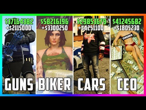 GTA 5 Online – Top 5 BEST Businesses To Buy & Make Money! (CEO VS BIKERS VS IMPORT/EXPORT VS HEISTS)