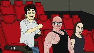 Dlatego Gimper nie chodzi do kina