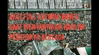 Full Euforia Bonek Menyanyikan Chant Hari Ini Persebaya Berlaga , Bikin Terbakar Semangatnya...!!
