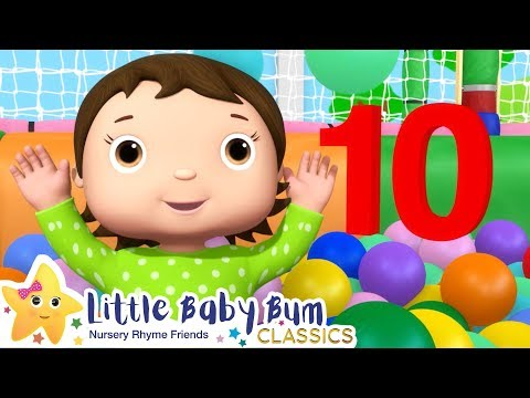 Ten Little Babies Song + More Nursery Rhymes & Kids Songs - Little Baby Bum   ABCs and 123s