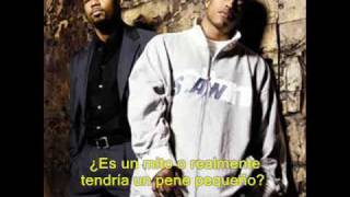 Sticky Fingaz Ft. Eminem - What If I Was White (Subtitulado Español)