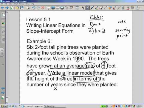 Word Problems with Linear Relationships - Expii