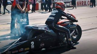 Tracking: Eddie Krawiec | Harley-Davidson