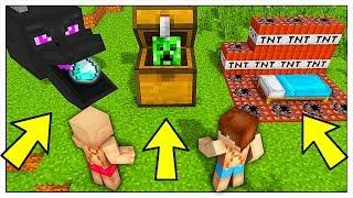PROVA A NON FARTI TROLLARE CHALLENGE! - Minecraft ITA