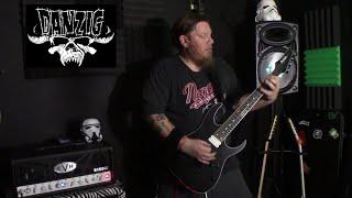 Danzig - Her Black Wings - Guitar Cover