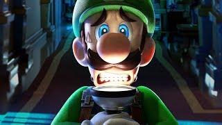 Luigi's Mansion 3 Opening Cutscene And E3 2019 Demo Gameplay