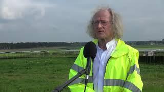 Zonnepark Waalwijk bijna klaar om regio van van stroom te voorzien