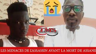 Un Sénégalais assassiné à Bresil écouter les menaces de l'assassin de ASSANE DIOUF