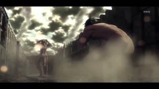 """Вторжение Гигантов / Attack on Titan""As Blood Runs Black – Legends Never Die"