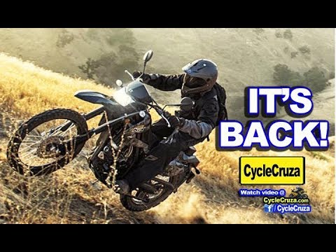 IT'S BACK AND BETTER!!  (Great Starter Motorcycle!) 2018 Motorcycles