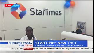 Startimes New Tact: Chinese owned firm angling for more