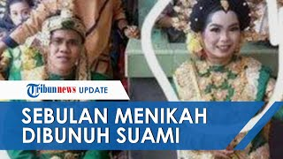 Baru Sebulan Menikah, Gadis 14 Tahun Tewas Dibunuh Suaminya di Bone