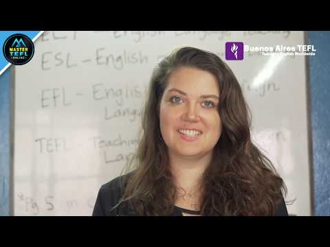 Online TEFL Certification Course with Job Placement. Teach ...