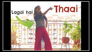 Lagdi Hai Thaai | Simran | Bollywood Dance | Iti Khinchi Choreography