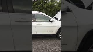 How to open/fix a jeep Cherokee locked door