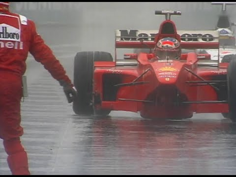 Image: WATCH: Spa 1998 - Michael Schumacher vs David Coulthard