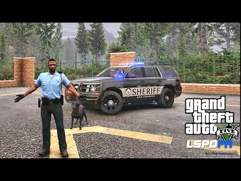 LSPDFR 477 ANOTHER ALMOST K9 PATROL!! (GTA 5 REAL LIFE