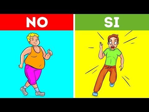 10 Errores Más Comunes Al Hacer Cardio