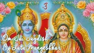 Om Jai Jagdish - By Lata Mangeshkar