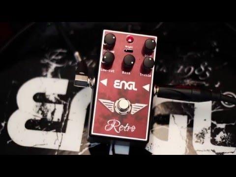ENGL Retro Kytarový efekt