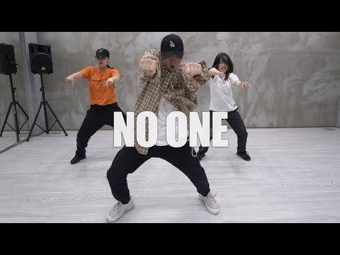LEE HI -  '누구 없소 (NO ONE) (Feat. B.I Of IKON)' / Duck Choreography Dance