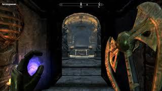 The Elder Scrolls 5 Skyrim путь последних Двемеров часть 352 Избранник Дибеллы топ баф