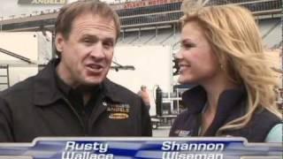 NASCAR Angels show open