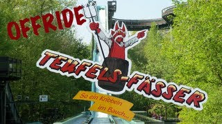 preview picture of video 'Holiday Park - Teufelsfässer | offride (2013)'