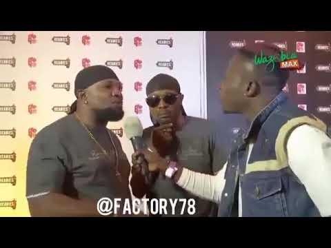 Danfo Drivers are mad at Teckno tells him he owe them some money ...watch!!!
