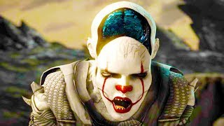 Mortal Kombat XL - All Fatalities & X-Rays on Pennywise D