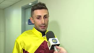 Beaten Jockeys Interviews - Jockey Club Cup