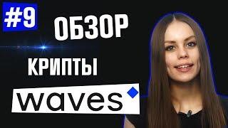 ОБЗОР МОНЕТ. ВЫПУСК 9 WAVES криптовалюта вейвс и децентрализованная биржа декс dex