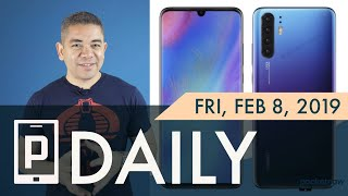 Huawei P30 Pro Event in Paris? Essential Phone 2 patents & more