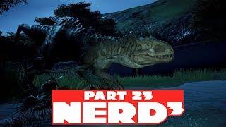 Nerd³ Builds a Jurassic World - 23 - Indominus