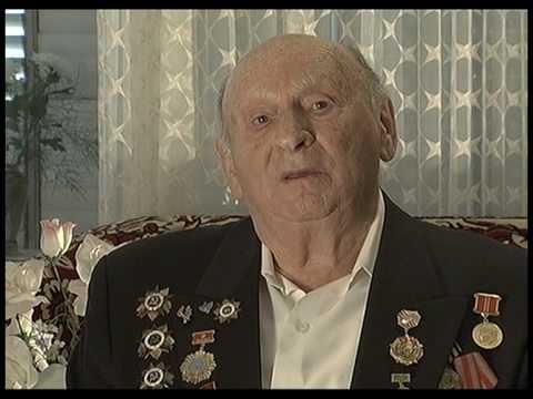 Офицер-еврей Леонид Вассерман вспоминает: часть 1
